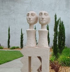 Paul Van Lith-Two Women
