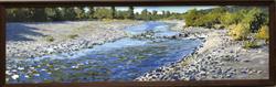 Jarvela-River Flowing NW