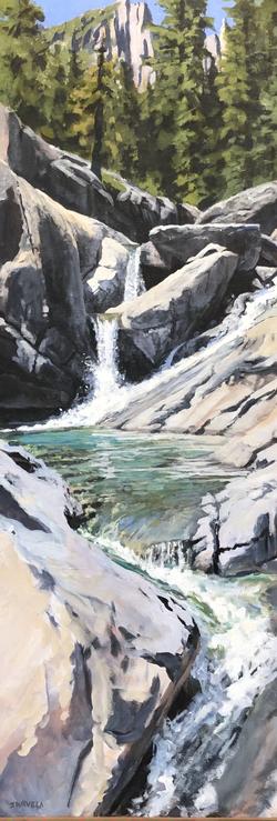 Jarvela-Middle Falls