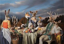 Antoinette Von Grone- Feast