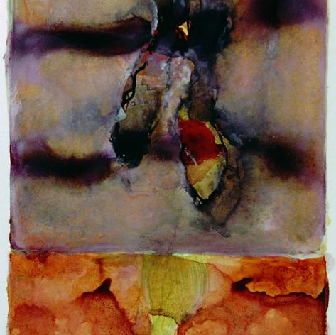 Acima:Abaixo #52 2001 etch:wc:mm:paper 1