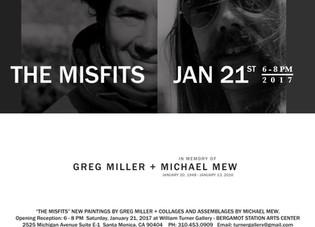 The Misfits Jan 21st