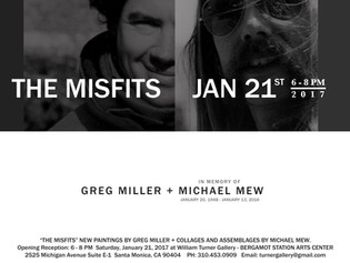 The Misfits Jan 21st