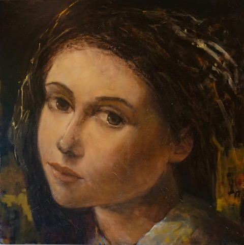 Perez-Eleanor, 48 x 48_ $6000.