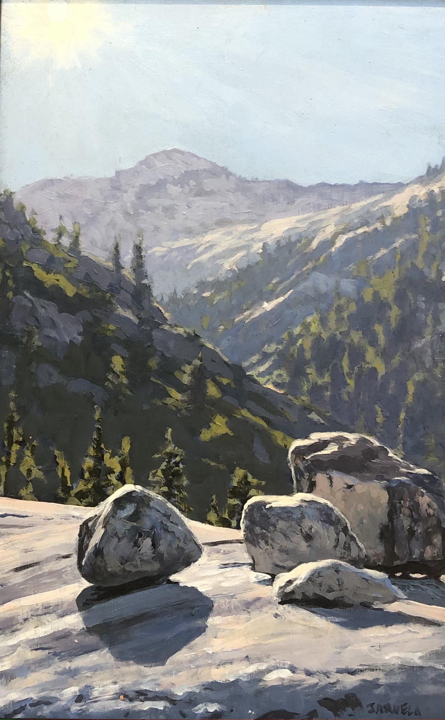 Jarvela-Morning Boulders, 19 1:2 x 13%22