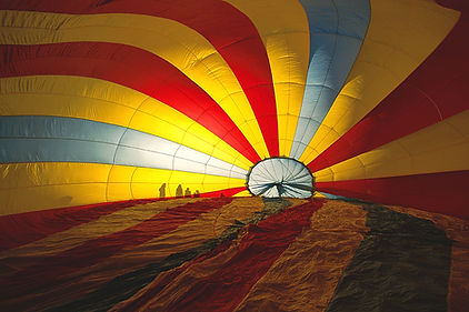 Hot Air Balloon Sightseeing