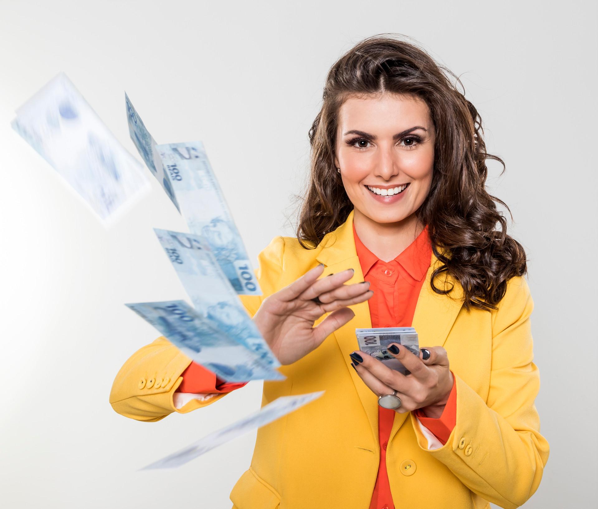 Business portrait of Nathalia Arcuri