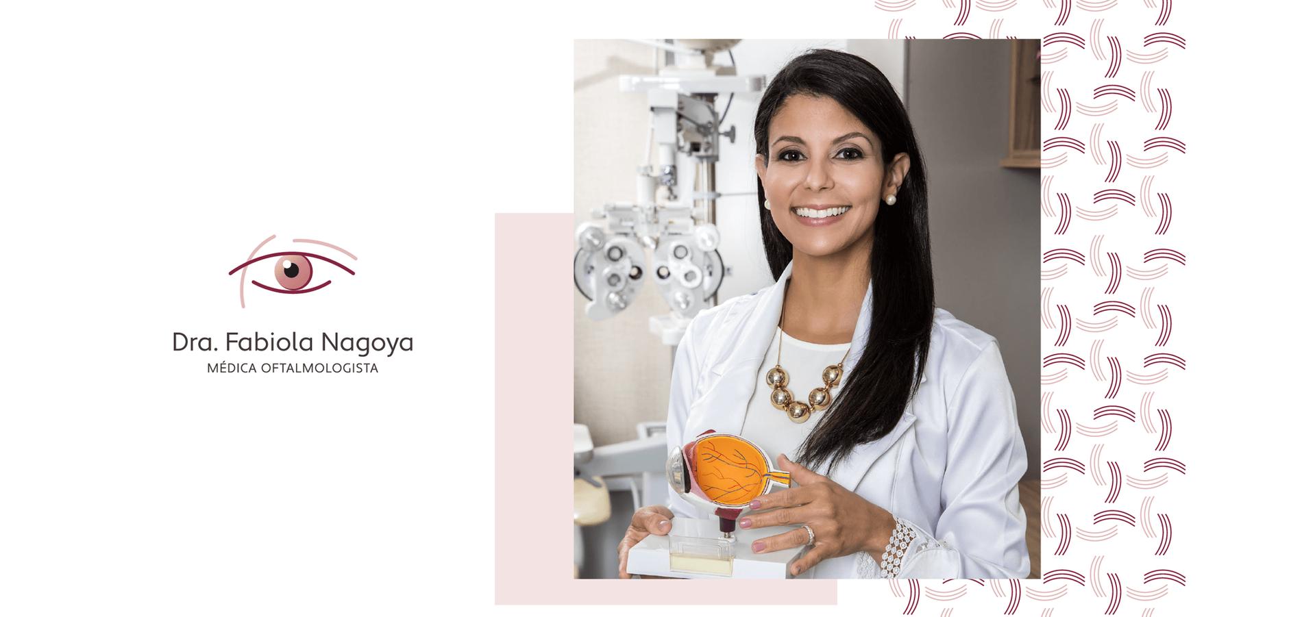 Business portrait of Dra. Fabiola Nagoya