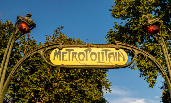 Paris - Metropolitan