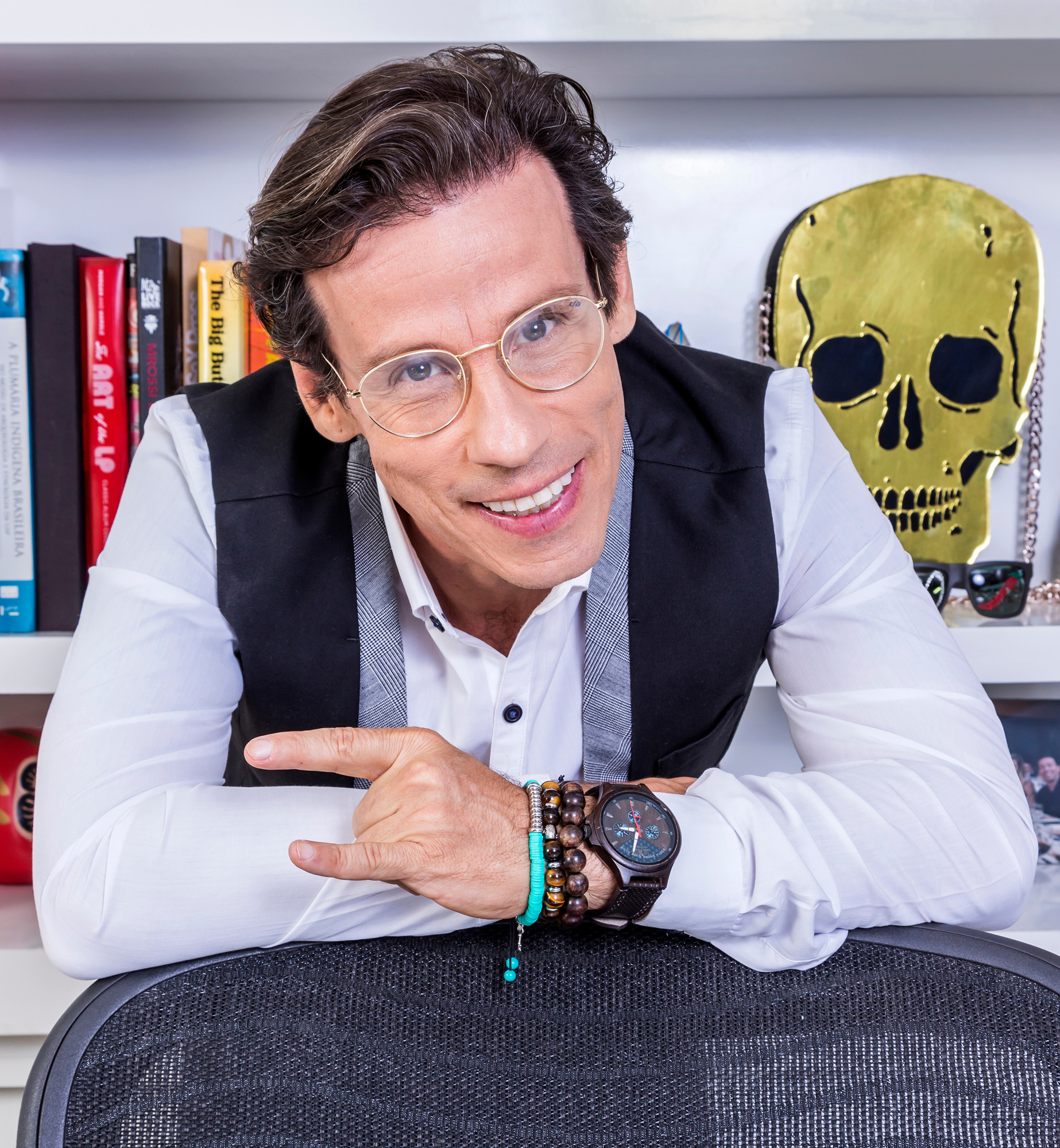 Business portrait of Caito Maia