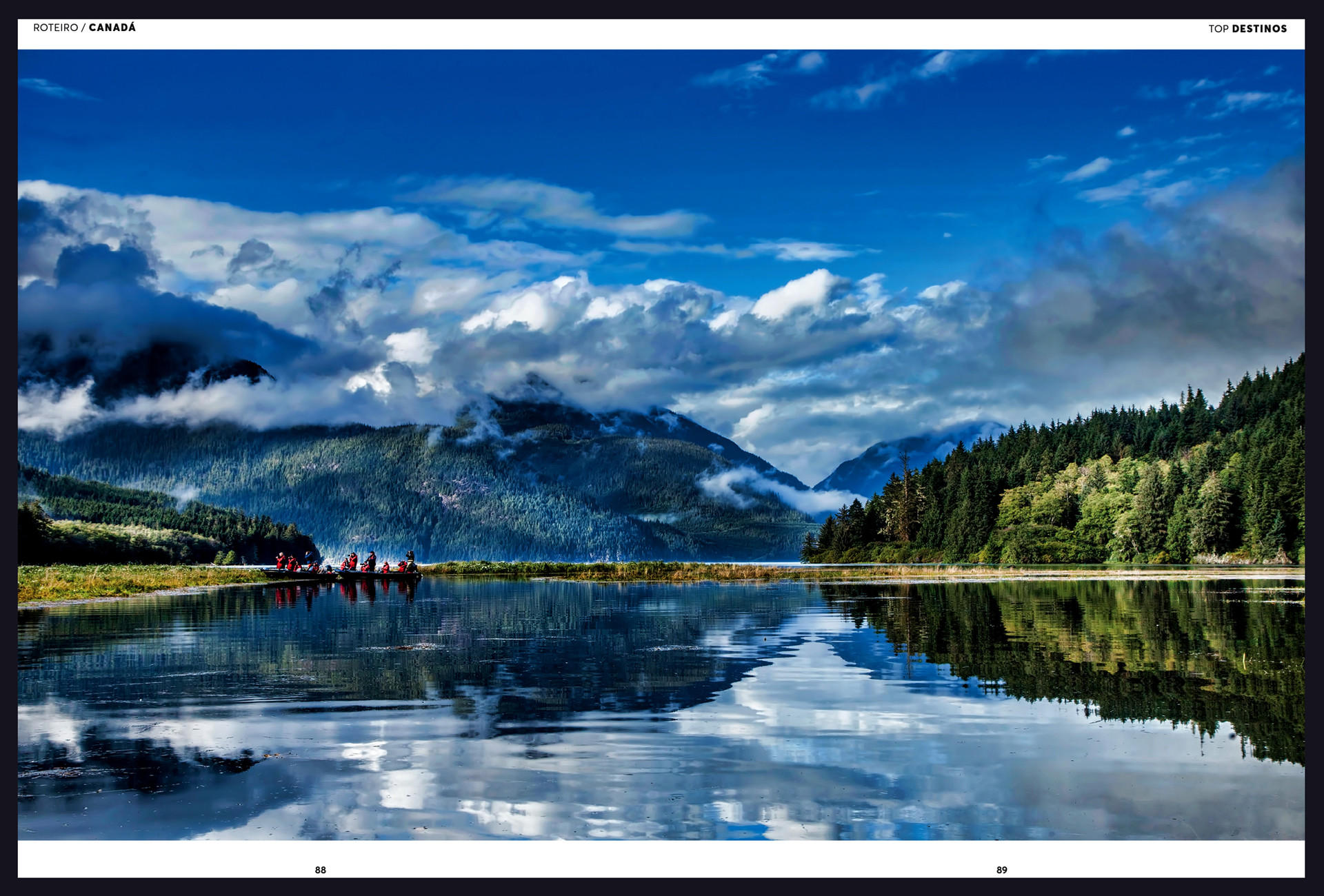 Knight Inlet - Canada
