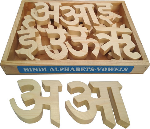 Hindi Alphabets