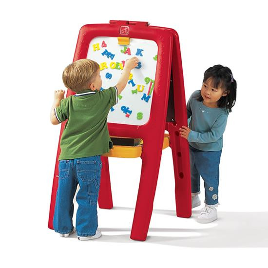 Easel Board for Two
