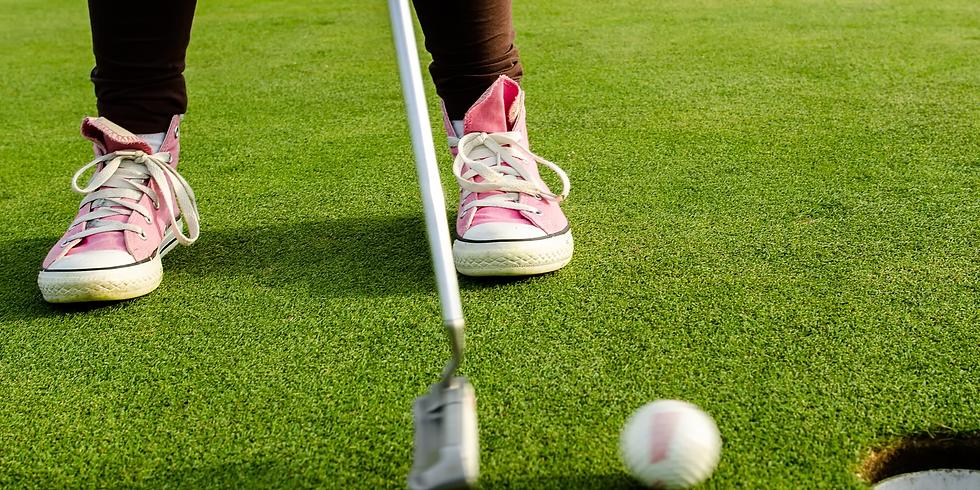 Girls Golf-Team Golf Event