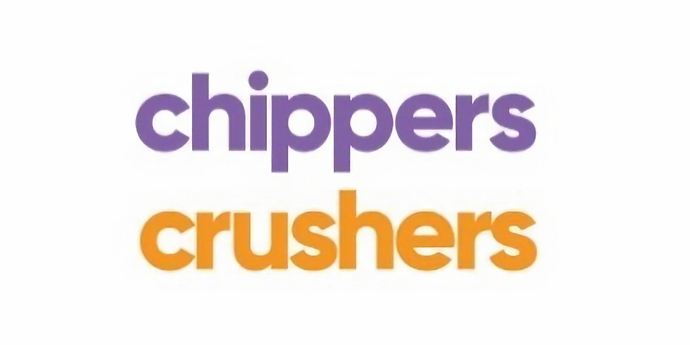 Chippers 6 & Crushers 9