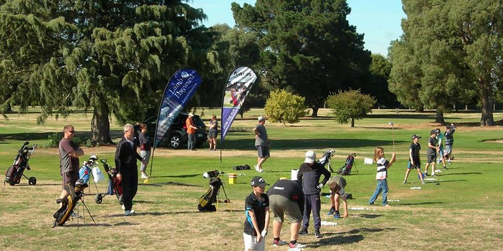 School Holiday Golf Programme