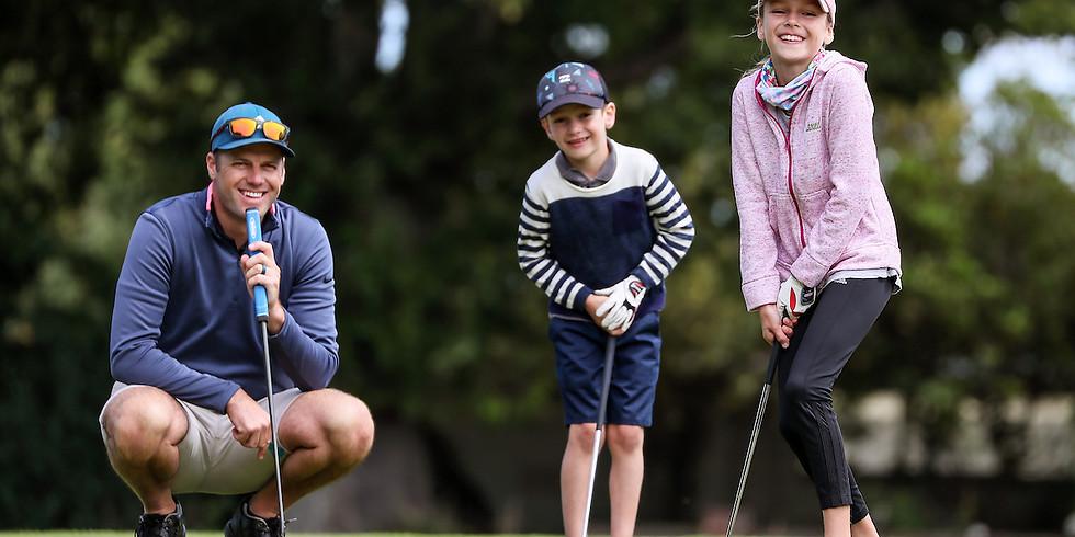 Family Team Golf