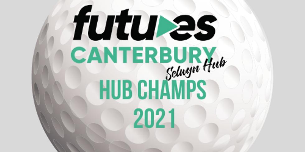 Futures Canterbury Selwyn Hub Champs Qualifying - August 1st & 8th