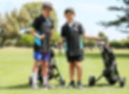 Junior golf membership for kids and families