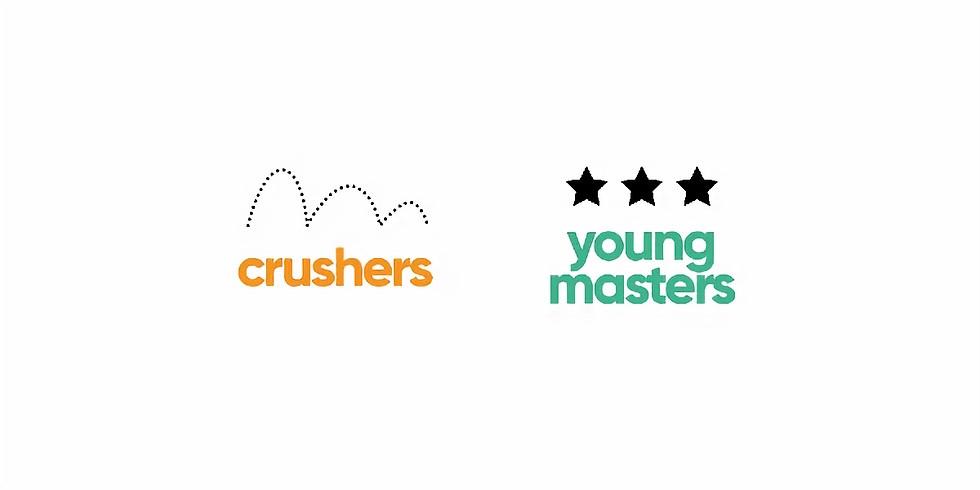 Crushers and Young Masters Development Session