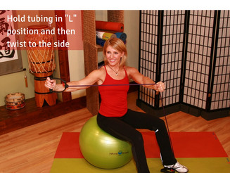 Sit and Twist for a Stronger Core