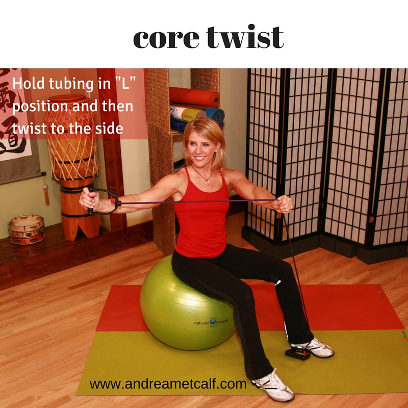 Try this core move.