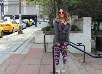 Fall into Fitness Fashionably