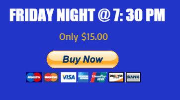 Saints On The Plane - Saturday Night 4/4/2015