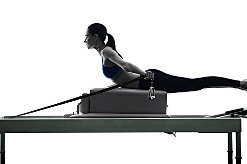 Pilates Reformer Intro Training Package