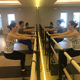 barre reflection