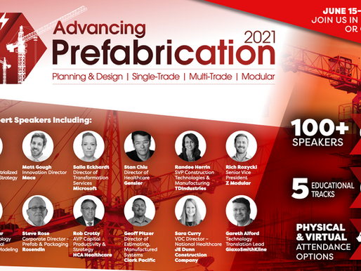 Advancing Prefabrication best practices