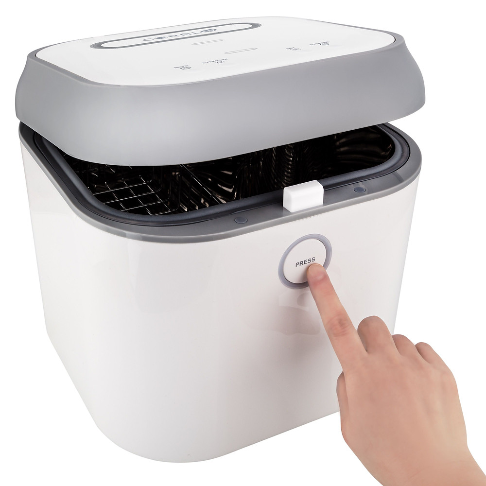 Coral UV Lightbox for sanitizing small items