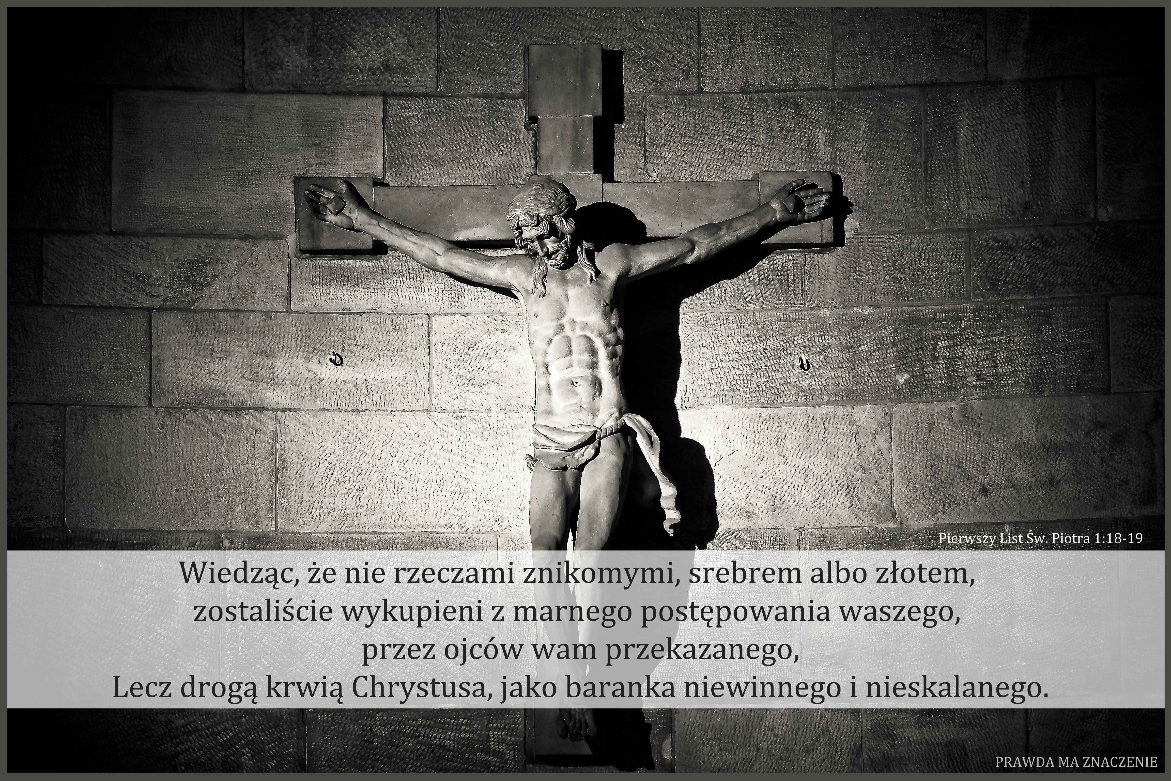 1 Piotr 1 18 19
