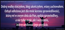 2TYMOTEUSZ 4 7