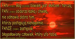PSALM 84 11 12