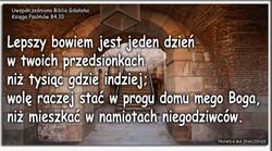 PSALM 84 10