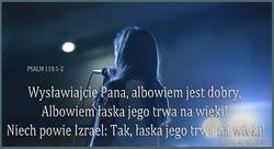 PSALM 118 1 2
