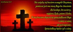 List do Rzymian 1 16 17