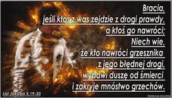 List Jakuba 5 19 20