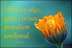 1 Jana 4 19