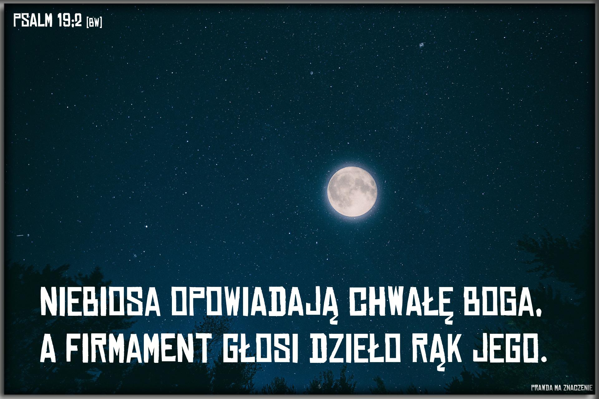 PSALM 19 2