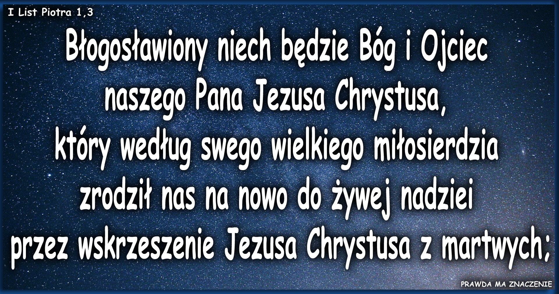 I List Piotra 1 3