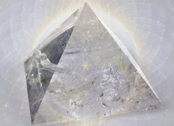 Atlantis Crystal Pyramid Guided Meditation