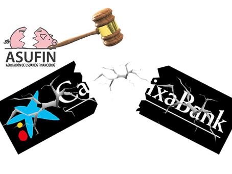 El Supremo vuelve a fallar a favor para anular una cláusula indivisa de Caixabank.