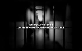 Los tribunales han aplicado la pena de prisión permanente revisable en el 58,8 por ciento de los cas