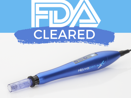 FDA Clearance for the Rejuvapen NXT®