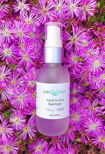2 oz. Hand + Surface Sanitizer