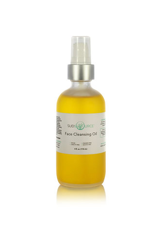 Face Cleansing Oil - 4 oz.