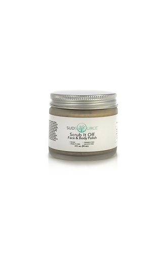 Scrub It Off Face & Body Polish - 2 oz. REFILL