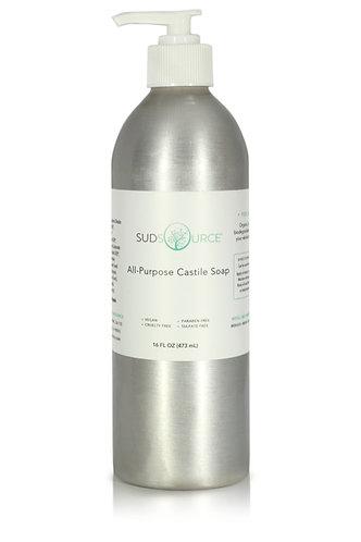 All-Purpose Castile Soap - 16 oz.